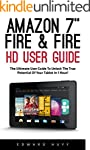 "Amazon 7"" Fire & Fire HD User Guide:..."