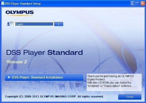 Olympus America AS-2400 Transcription Kit