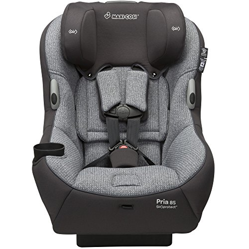 Maxi-Cosi Pria 85 Convertible Car Seat, Shadow Grey Sweater Knit