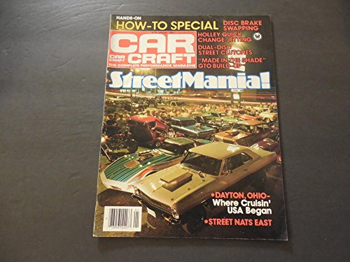 Cycle Craft Jan 1984 Dual Disc Street Clutches; Disc Brake Swapping ()