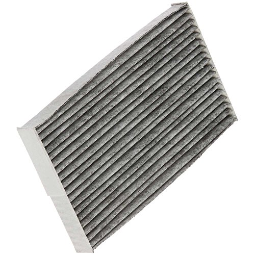 APDTY 100454 Cabin Air Filter Premium Carbon Activated Fits 2009-2014 Nissan Cube Nissan Juke Nissan Leaf (Upgraded To Remove Odors; Traps Pollen & Debris; Replaces 27891-3DF0A, 278913DF0A)