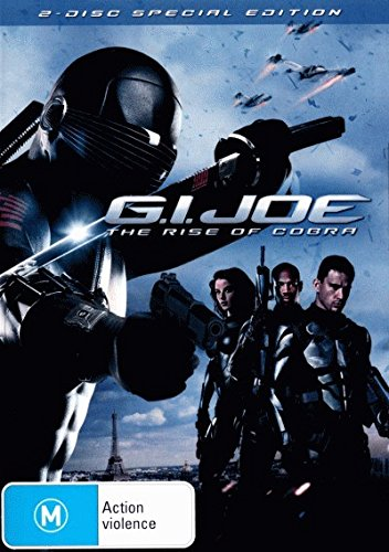 G.I. Joe - The Rise of Cobra [2 Disc Edition] [NON-USA Format / PAL / Region 4 Import - Australia]