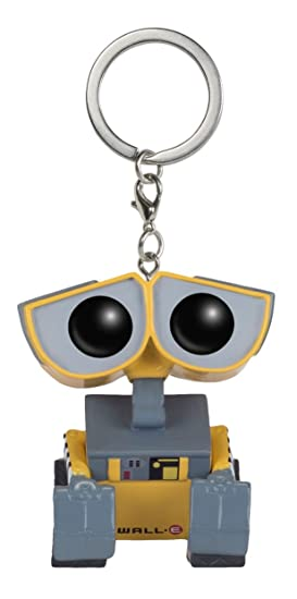 Funko Pocket POP Keychain: Disney - Wall-E Action Figure