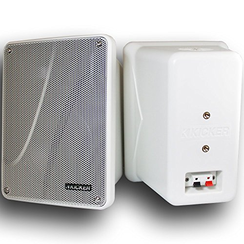Speaker Impedance Match - Kicker 11 KB6000W WHITE 6-½