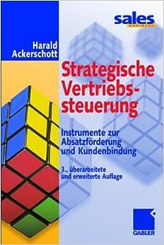 Book Strategische Vertriebssteuerung