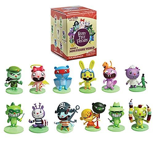 Happy Tree Friends Figure Blind Box Figures Toys Games