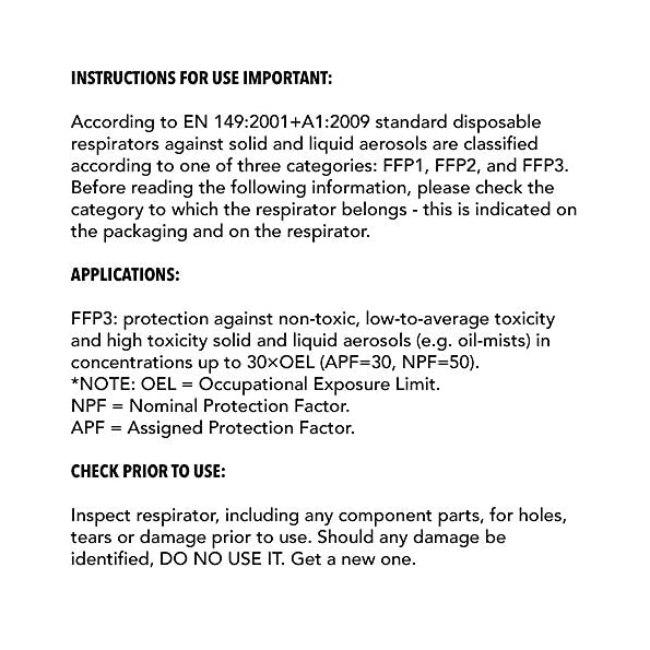 FFP3-Atemschutzmaske-Baustaubmaske-CE-EN1492001A12009-Gesichtsmaske-3