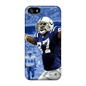 LfT14411kcmJ Tpu Case Skin Protector For Iphone 5/5s Indianapolis Colts With Nice Appearance