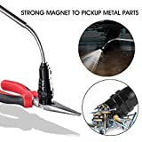 LED Magnetic Pickup Tool, Tools Gifts for Men Who