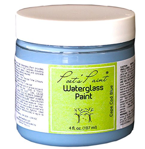 poets-paint-waterglass-paint-chalk-finish-low-odor-low-voc-4-oz-cape-cod-blue
