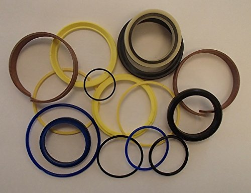 991-00123 Lift Cylinder Seal Kit Fits JCB 3D 1400 1400B 1550 1550B 214 Shovel (Shovel Lift)