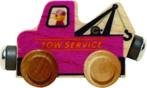NameTrain Tow Truck - Made in USA