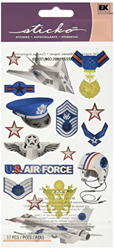 Sticko Airforce Stickers