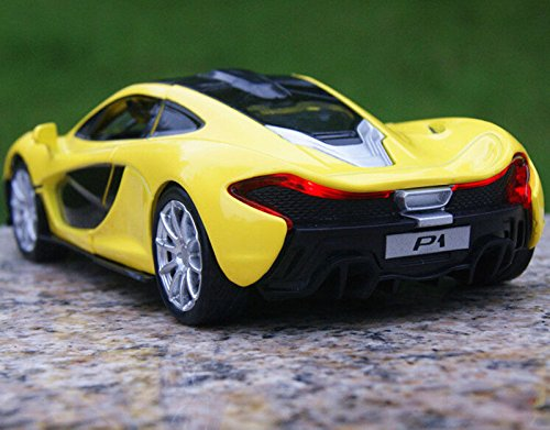 1-32-alloy-diecast-sports-car-yellow-mclaren-p1-model-w-lightsound-toy