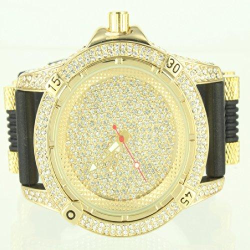 Custom Band Diamond Watch - 2