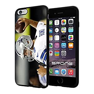"""Tony Romo Dallas Cowboys #2340 iPhone 6 Plus (5.5"""") I6+ Case Protection Scratch Proof Soft Case Cover Protector"""