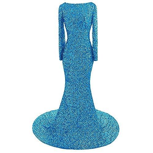 Ocean Blue Dress: Amazon.com