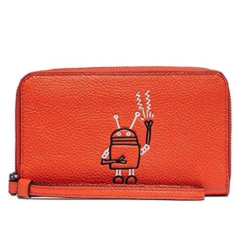 Coach Leather Keith Haring...