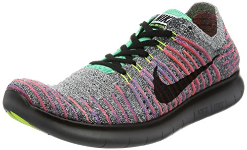 Running 2017 Crimson Men's White total Lagoon Shoe Nike Flyknit Black Free RN blue p4HST