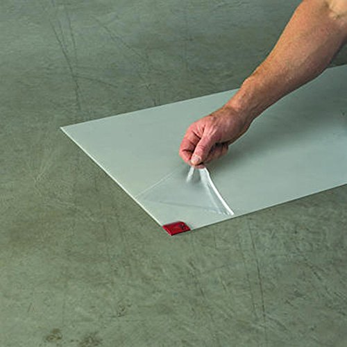 18x36 Tacky Mat, Sticky Mat, CleanRoom Floor Mats, In Stock-White NAS-1836WH