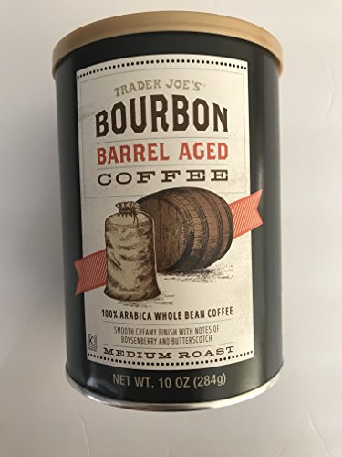 Trader Joes Bourbon Barrel Aged Coffee Limited Edition Aged Chocolate Candy