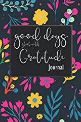 Gratitude Journal for teens and adults will help them to recognize the way to have a good attitude in everything. The very simple way to make them feel happy every day and also have a peaceful mind. Gratitude is an emotion that really appreci...