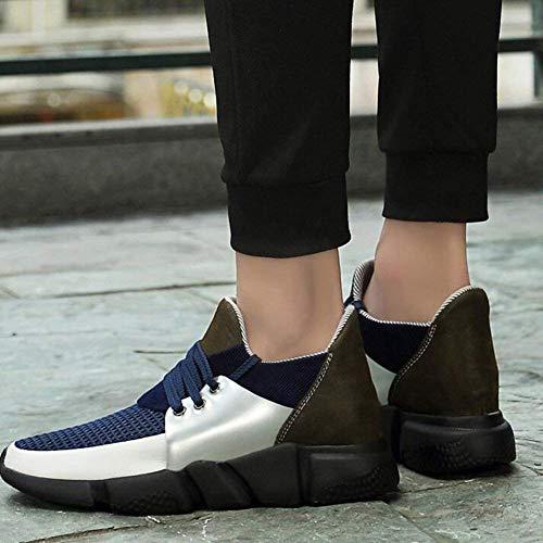 Shoes Mesh Chaussures Hommes 5 Taille Spring Eu39 Loisirs cn40 Et Oudan coloré Respirant uk6 Confortable B Deodorant B pB5wBqd