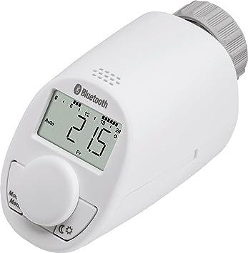 Eqiva Bluetooth Smart Heizkörperthermostat, 141771A1A: Amazon.de ...