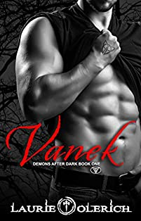 Vanek by Laurie Olerich ebook deal