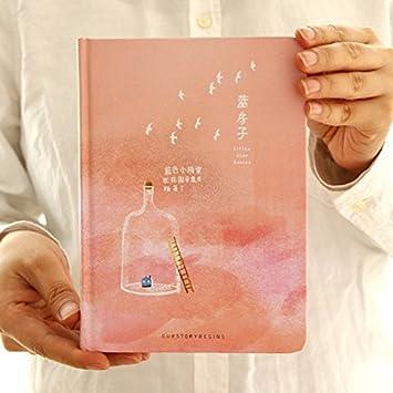 TOOGOO Paginas a color de Tendencia creativa Cuaderno A5 de patron ...