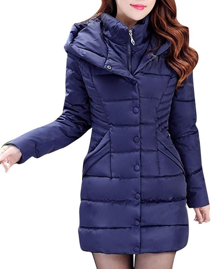 giacca pesante inverno donna termico