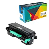 Do It Wiser Compatible Toner for Ricoh SP 4510DN SP3600DN SP 3600DN SP 3600SF SP 3610SF SP 4510SF – 407319 – 6,000 pages