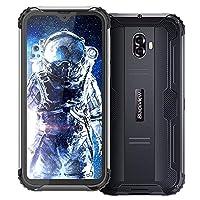 Rugged Cell Phones Unlocked, Blackview BV5900 (2020) 3GB+32GB Rugged Smartphone, 5580mAh 5.7″ Dual sim Unlocked Cell Phones, Android 9.0 Waterproof Unlocked Smartphones, NFC Fingerprint tmobile Phone