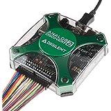 Analog Discovery 2 100-MSPS USB Oscilloscope, Logic Analyzer and Variable Power Supply