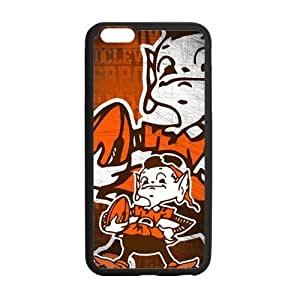 Hoomin Funny Cleveland Browns Design iPhone 6plus 5.5
