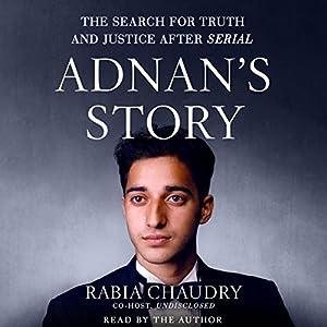 Adnan's Story Hörbuch