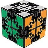Meffert's David's Gear Cube - Black Body