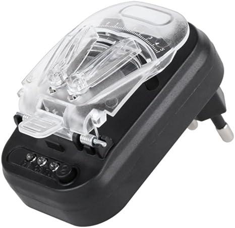 Li-poly ou lithium-polym/ère Li-ion M-Life ML0514 Processeur Chargeur universel Li-ion Li-ion//Li-poly pour les batteries au lithium 3,6 // 3,7 V est adapt/é pour les batteries lithium-ion