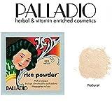 3 Pack Palladio Beauty Rice Powder RPO3 Natural