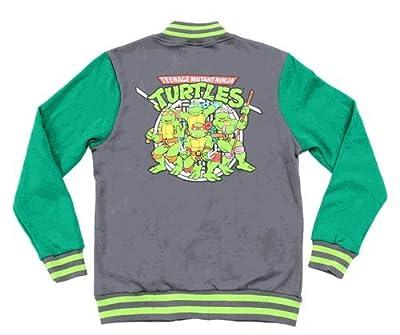 Teenage Mutant Ninja Turtles Adult Varsity Jacket