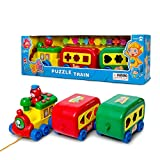 Play Baby Toy Magical Puzzle Train, Every Toddlers Favorite Train set