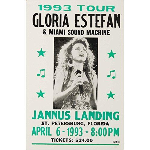 Gloria Estefan Billboard