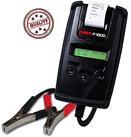 Ferve - Battery Analyser 6 12V F1800, Color 0: Amazon.es ...
