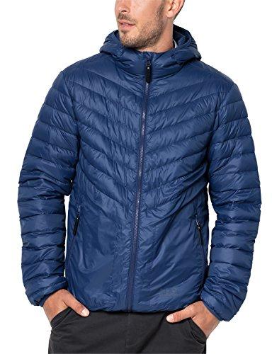 Jack Wolfskin Men's Vista Jacket, 3X-Large, Royal Blue by Jack Wolfskin