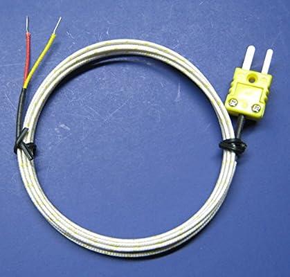 K-Type Hookup conector para cable de alta temperatura horno y ...