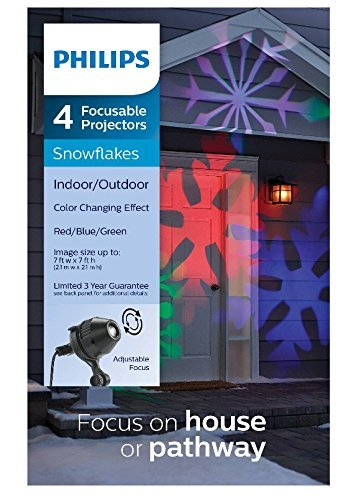 Outdoor Snowflake Lights Price in US - 8