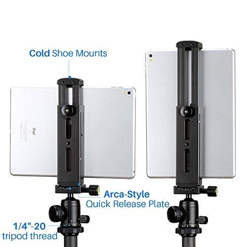 Ulanzi iPad Tripod Mount Adapter product image