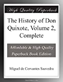 Image of The History of Don Quixote, Volume 2, Complete