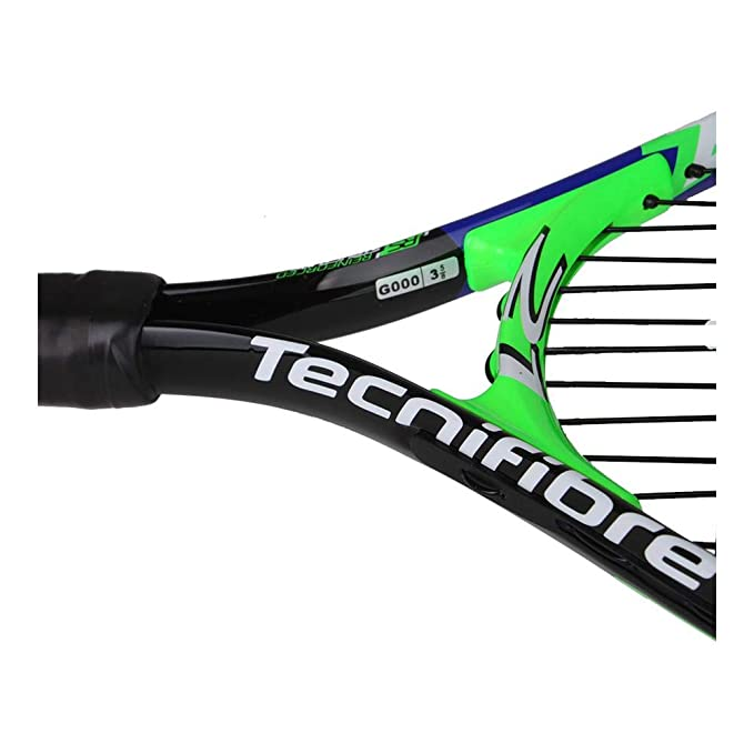Amazon.com: Tecnifibre-Bullit RS 21 Junior Tennis Racquet ...