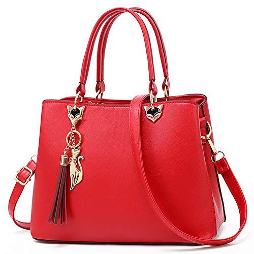 (ALARION Womens Purses and Handbags Shoulder Bag Ladies Designer Satchel Messenger Tote Bag )